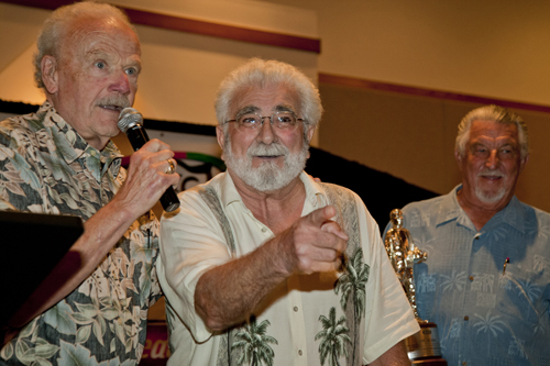 Dave McClelland, Joe Jacono and Steve Gibbs