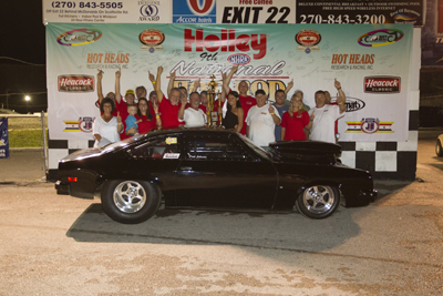 Hot rod Eliminator Champ Dale Johnson