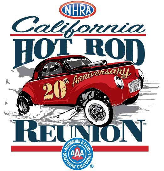 hot rod reunion - News and blogs | Hot Rod Time 2011CHRRLogoTM