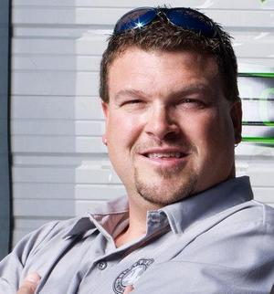 The star of TruTV's Lizard Lick Towing, Bobby Brantley will be signing
