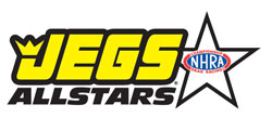 2012 NHRA Jeg's All Star Point Standings