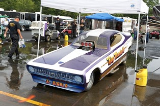 Jimmy King & Don Marshall Funny Car