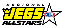 2013 NHRA Jeg's All Star Regional Point Standings